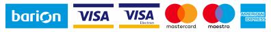Bankkártyás fizetés a Barion rendszeren keresztül